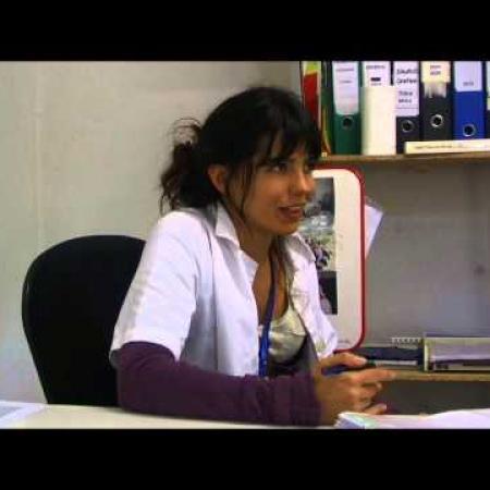 Entrevistas a Cooperantes:  Pilar, farmacéutica de la fundación el alto
